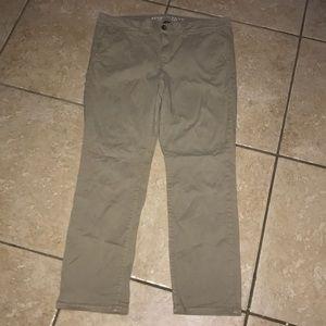 American Eagle Skinny Pants Size 16 Short